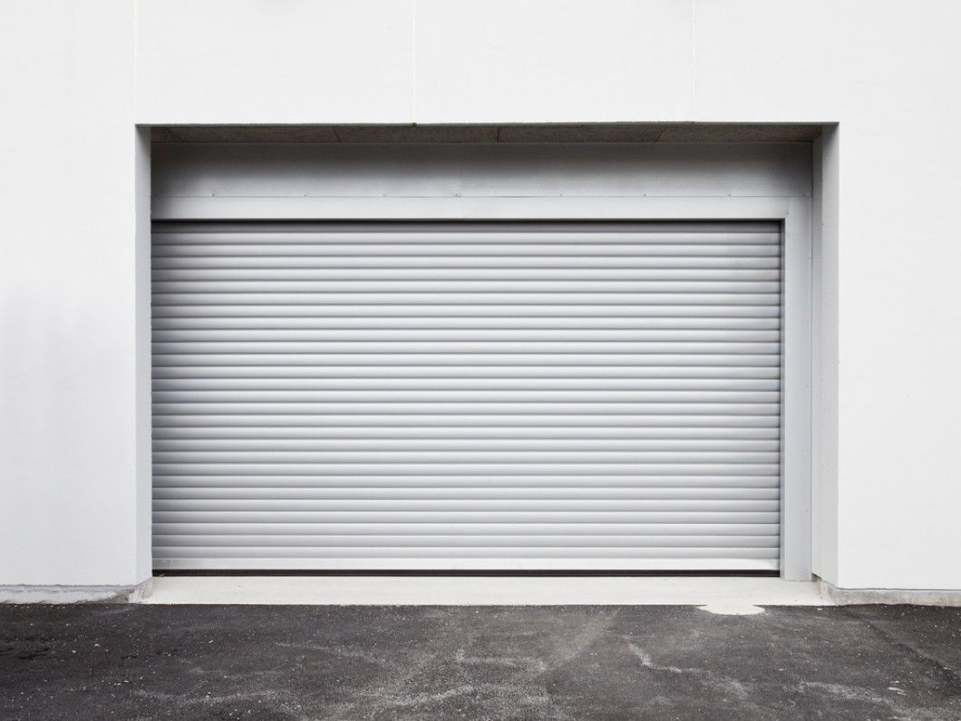 Slatted Rolling Steel Doors